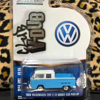フォルクスワーゲン(Volkswagen)のGREENLIGHT V-DUB VOLKSWAGEN アメ車 LOWRIDER(ミニカー)