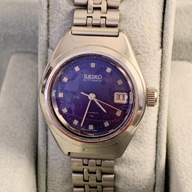 SEIKO - SEIKO オートマチック レディース腕時計の通販 by 888プロフ必読|セイコーならラクマ