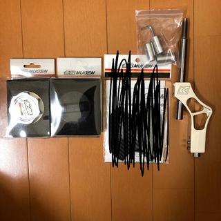 ホンダ - FD2シビックタイプR オイルフィラーキャップ、ドアハンドルプロテクター、シフト