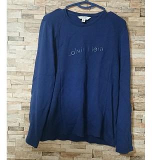 カルバンクライン(Calvin Klein)のCalvin Klein ロンT カットソー(Tシャツ/カットソー(七分/長袖))
