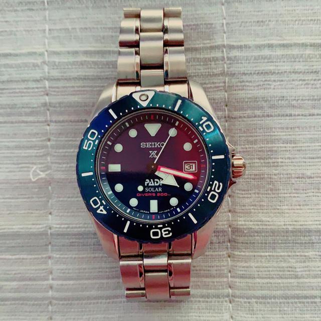 SEIKO - 腕時計 セイコー プロスペックス PADIの通販 by かちゅ's shop|セイコーならラクマ