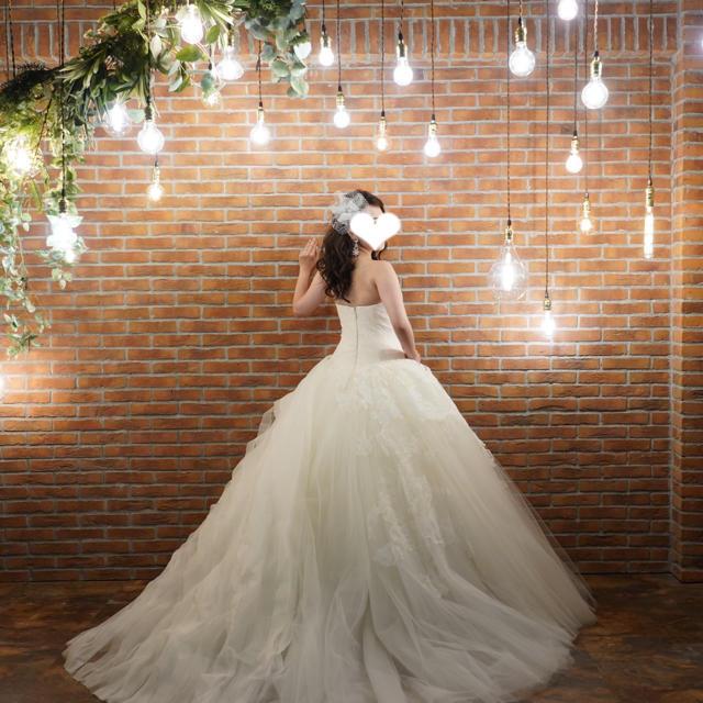 Vera Wang(ヴェラウォン)のお値下げしました♡Verawang Lara ヴェラウォン ララ レディースのフォーマル/ドレス(ウェディングドレス)の商品写真