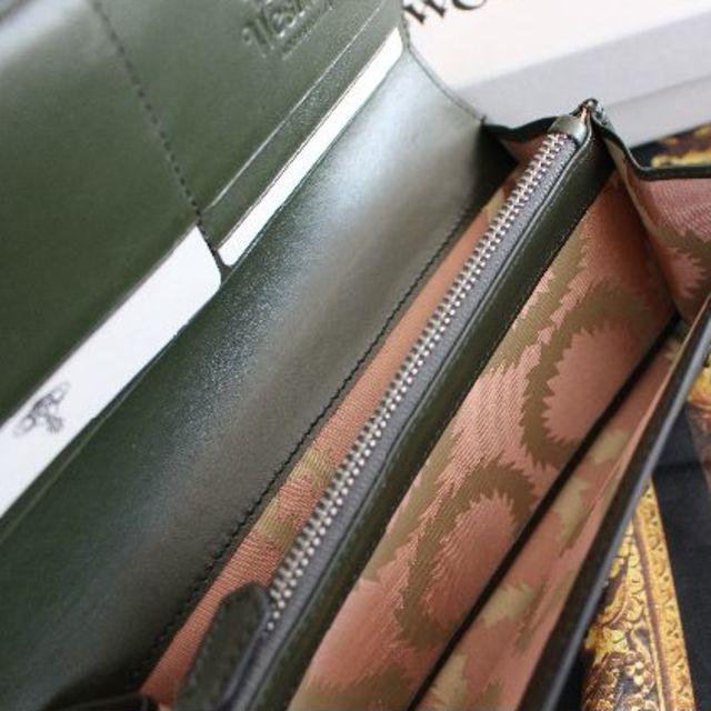 Vivienne Westwood(ヴィヴィアンウエストウッド)のヴィヴィアン ALEX LONG CARD HOLDER WALLET  レディースのファッション小物(財布)の商品写真