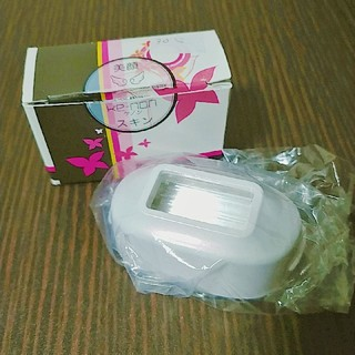 ケーノン(Kaenon)の新品 ケノン  美顔 スキン カートリッジ Ver.5.0~Ver.5.1(脱毛/除毛剤)