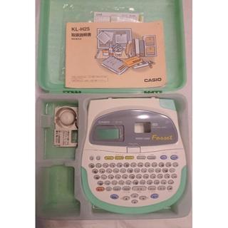 カシオ(CASIO)のCASIO☆ネームランド フォセット KL-H25(オフィス用品一般)
