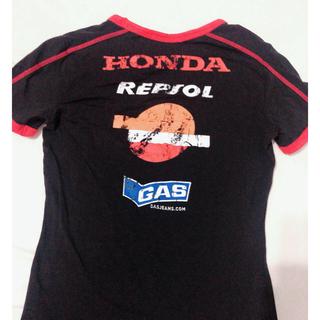 ガス(GAS)のgas ガス ホンダ レプソル(Tシャツ(半袖/袖なし))