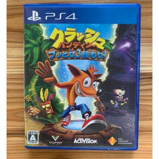 プレイステーション4(PlayStation4)のクラッシュ・バンディクー ブッとび3段もり!(家庭用ゲームソフト)