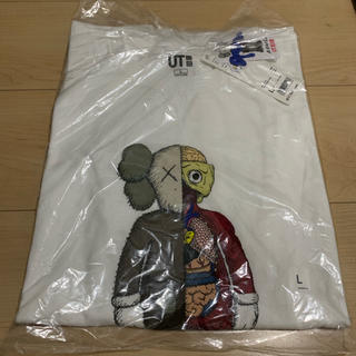 ユニクロ(UNIQLO)のUNIQLO カウズ(Tシャツ/カットソー(半袖/袖なし))