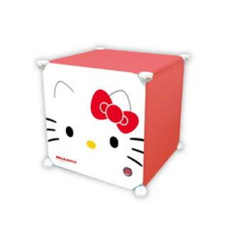 ハローキティ(ハローキティ)のサンリオ 収納ボックス(ケース/ボックス)