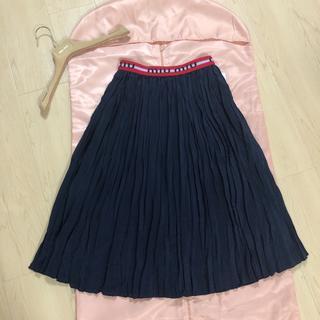 ミュウミュウ(miumiu)のmiumiu スカート (ひざ丈スカート)