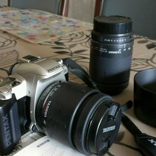 PENTAX MZ-50 一眼レフ(フィルムカメラ)