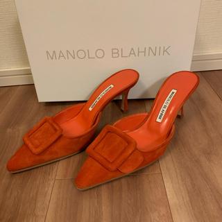 マノロブラニク(MANOLO BLAHNIK)のマノロブラニク  (ハイヒール/パンプス)