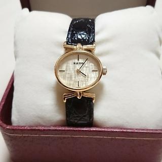 ラドー(RADO)の美品 RADO アンティーク腕時計 手巻き式(腕時計)