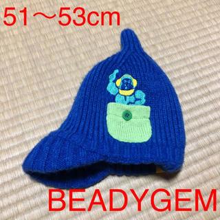 コドモビームス(こども ビームス)のニットキャップ(帽子)