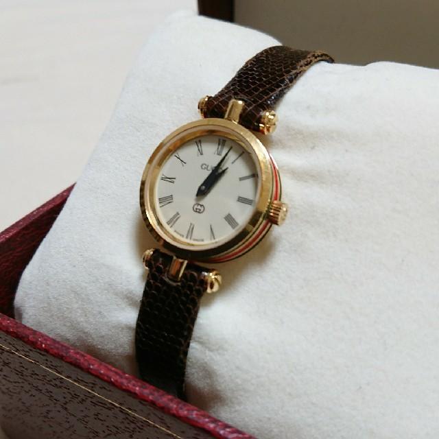 Gucci - GUCCI シェリーライン レディース腕時計の通販 by メープル's shop|グッチならラクマ