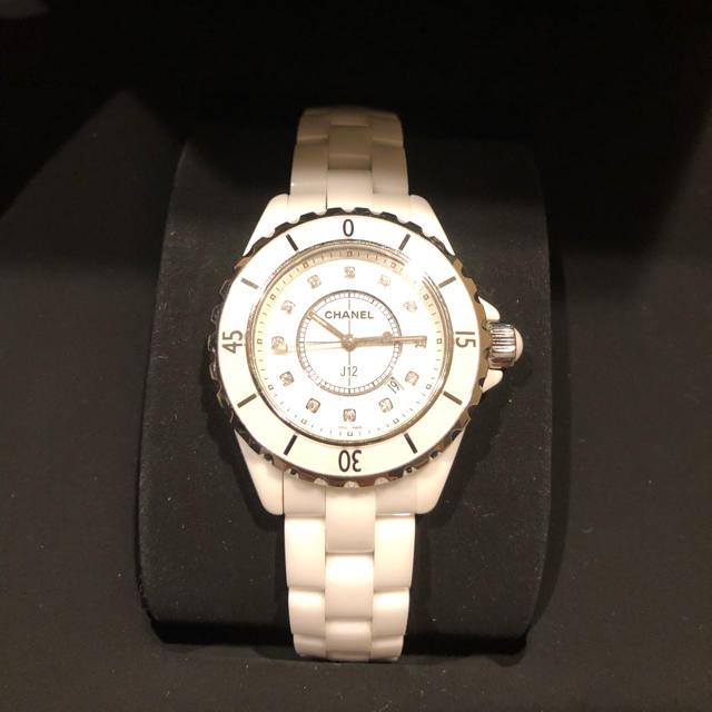 CHANEL - シャネル時計j12❗️今月で出品終了❗️最終お値下げ❗️の通販 by クミ's shop|シャネルならラクマ