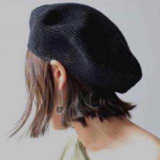 ジョンリンクス(jonnlynx)のFUMIKA  UCHIDA ベレー(ハンチング/ベレー帽)