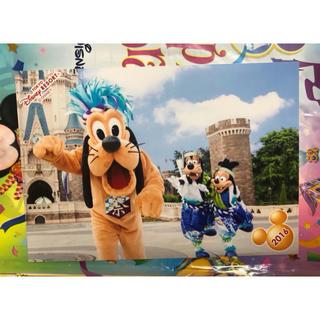 ディズニー(Disney)のディズニー夏祭り スペシャルフォト スペフォ プルート グーフィー マックス(写真)