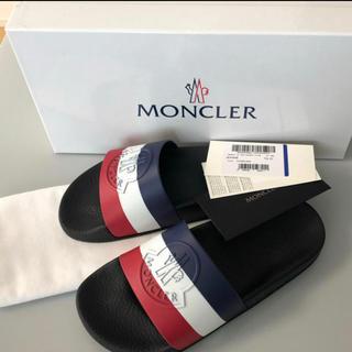 モンクレール(MONCLER)の最終値下げ MONCLER 19ss BASILE サンダル/スリッパ(サンダル)