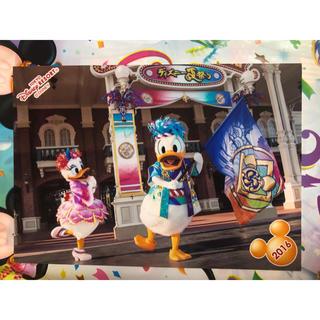 ディズニー(Disney)のディズニー夏祭り スペシャルフォト スペフォ ドナルド デイジー(写真)