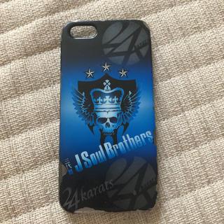 サンダイメジェイソウルブラザーズ(三代目 J Soul Brothers)のiPhoneケース iPhone5s(iPhoneケース)
