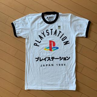 プレイステーション(PlayStation)の新品未使用 Playstation公式Tシャツ M(その他)