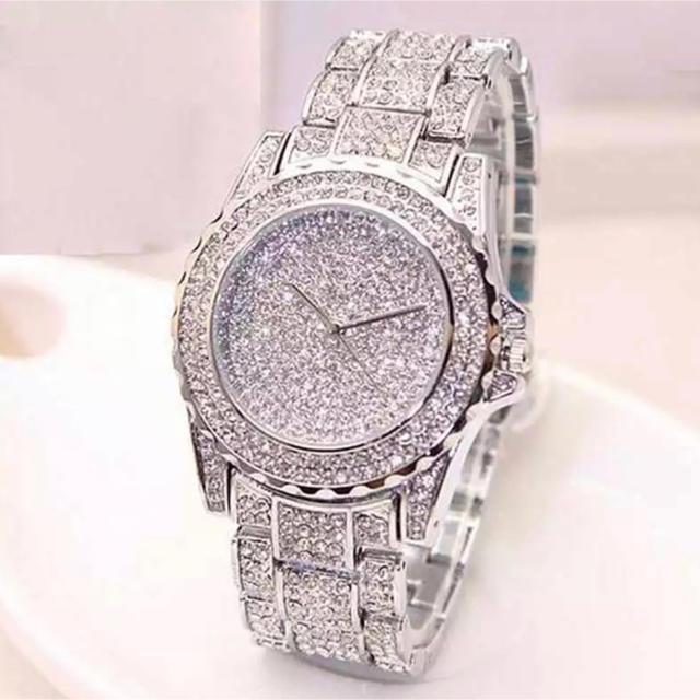 スワロフスキー風 腕時計 レディース 高級の通販 by GRANT37's shop ラクマ