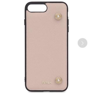 フルラ(Furla)のFURLA レザー iPhoneケース *お値下げ可*(iPhoneケース)