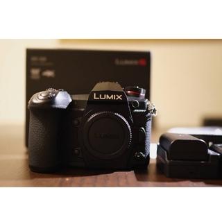 エンジェイ様ミラーレス LUMIX DC-G9 Pro カメラ  G 12-60(ミラーレス一眼)
