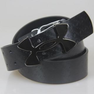 アンダーアーマー(UNDER ARMOUR)の新作アンダーアーマーUnder Armourベルト ブラック 実寸 110(ベルト)