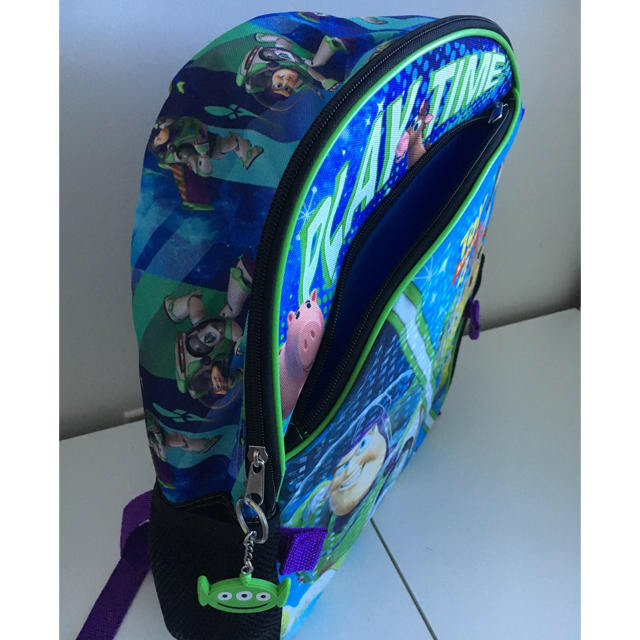 トイ・ストーリー(トイストーリー)の新品 トイストーリー☆バックパック 4点セット 男の子 リュック ボーピープ キッズ/ベビー/マタニティのこども用バッグ(リュックサック)の商品写真