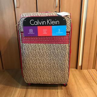 カルバンクライン(Calvin Klein)のカルバンクライン キャリーケース キャリーバッグ(スーツケース/キャリーバッグ)