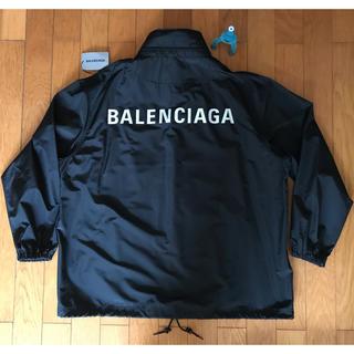 バレンシアガ(Balenciaga)の【新品】Balenciaga ウィンドブレーカー48(ナイロンジャケット)