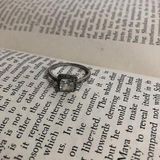 ★158 サイズ18号 ビンテージ エスニックリング(リング(指輪))