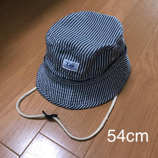 リー(Lee)のLee ヒッコリー ハット 54cm(帽子)