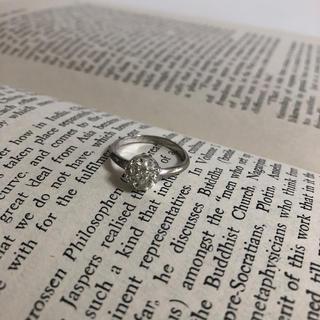 ★173 サイズ19号 石モチーフリング(リング(指輪))