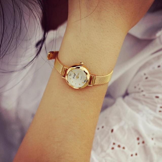 レディース腕時計 カジュアル ビジネス エレガント腕時計の通販 by ねこみー's shop|ラクマ