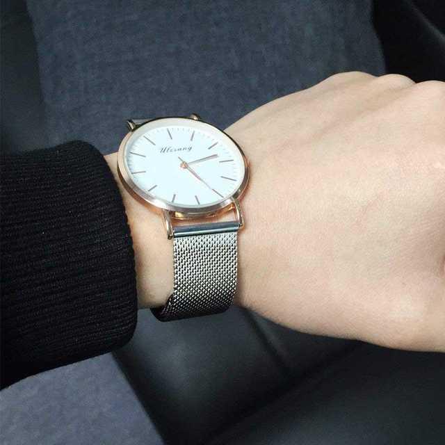 時計バンド ステンレス メッシュベルト 14mm ユニセックス   腕時計の通販 by おススメをセレクト Pon's shop|ラクマ