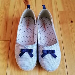 マザウェイズ(motherways)の女の子靴 22.0cm (スニーカー)