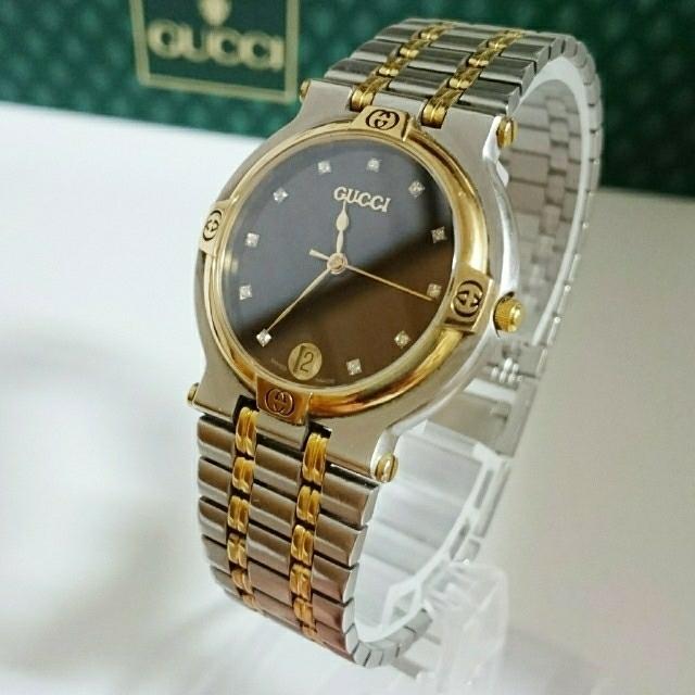 Gucci - 腕時計 GUCCI グッチの通販 by 結's shop|グッチならラクマ