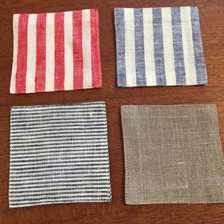 フォグリネンワーク(fog linen work)のfog linen work コースター(テーブル用品)