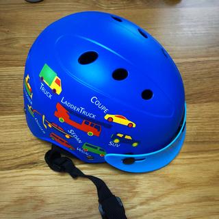 ブリヂストン(BRIDGESTONE)の新品☆ブリヂストン ヘルメット46-52㎝(ヘルメット/シールド)