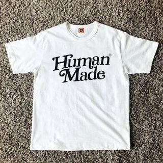 ジーディーシー(GDC)のhuman made × girl's don't cry Tシャツ 半袖(Tシャツ(半袖/袖なし))