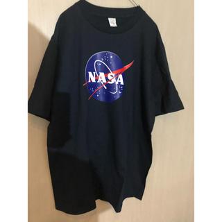 NASA Tシャツ パロディTシャツ(Tシャツ/カットソー(半袖/袖なし))