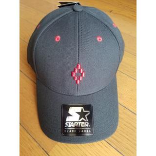 マルセロブロン(MARCELO BURLON)のMARCELO BURLON Starter Cross キャップ 帽子(キャップ)