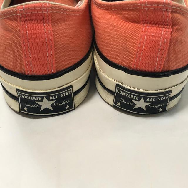 CONVERSE(コンバース)のコンバース ct70 【オレンジ】 レディースの靴/シューズ(スニーカー)の商品写真