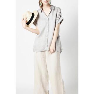 ローズバッド(ROSE BUD)のシャツ シンプル(シャツ/ブラウス(半袖/袖なし))