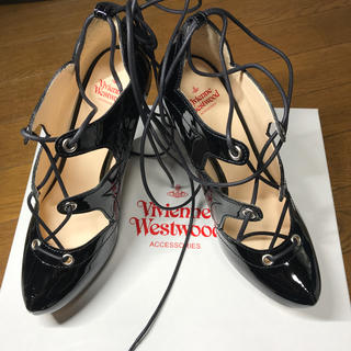 ヴィヴィアンウエストウッド(Vivienne Westwood)のヴィヴィアン ウエストウッド クラシックギリー 36(ハイヒール/パンプス)