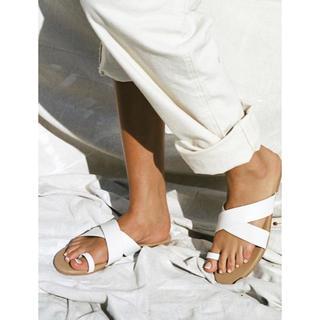 SABO SKIRT サボスカート サンダル オーストラリア ビーチ フラット(サンダル)