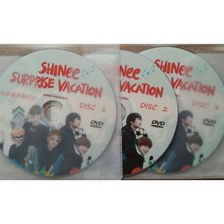シャイニー(SHINee)のSHINeeのある素敵な日 全11話 DVD3枚組(お笑い/バラエティ)